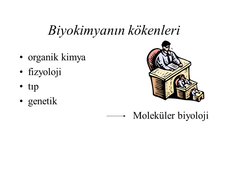 Biyokimyanın kökenleri