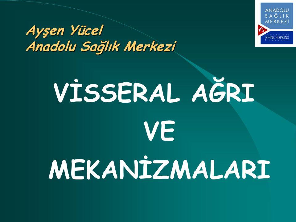 Ayşen Yücel Anadolu Sağlık Merkezi