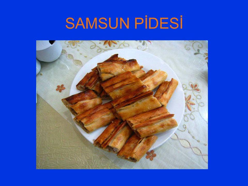 SAMSUN PİDESİ