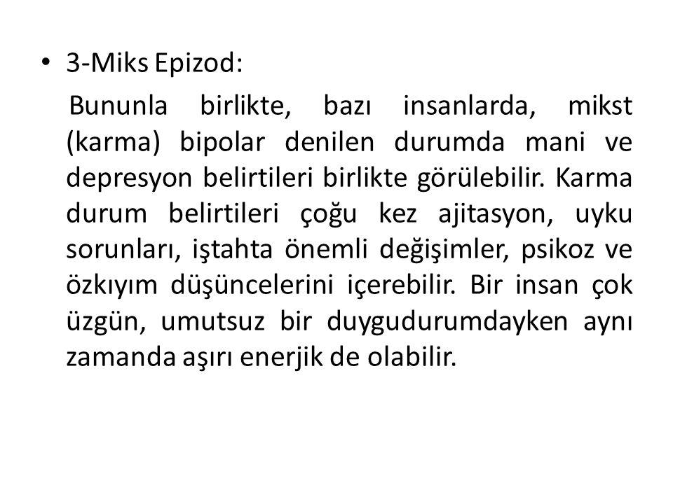 3-Miks Epizod:
