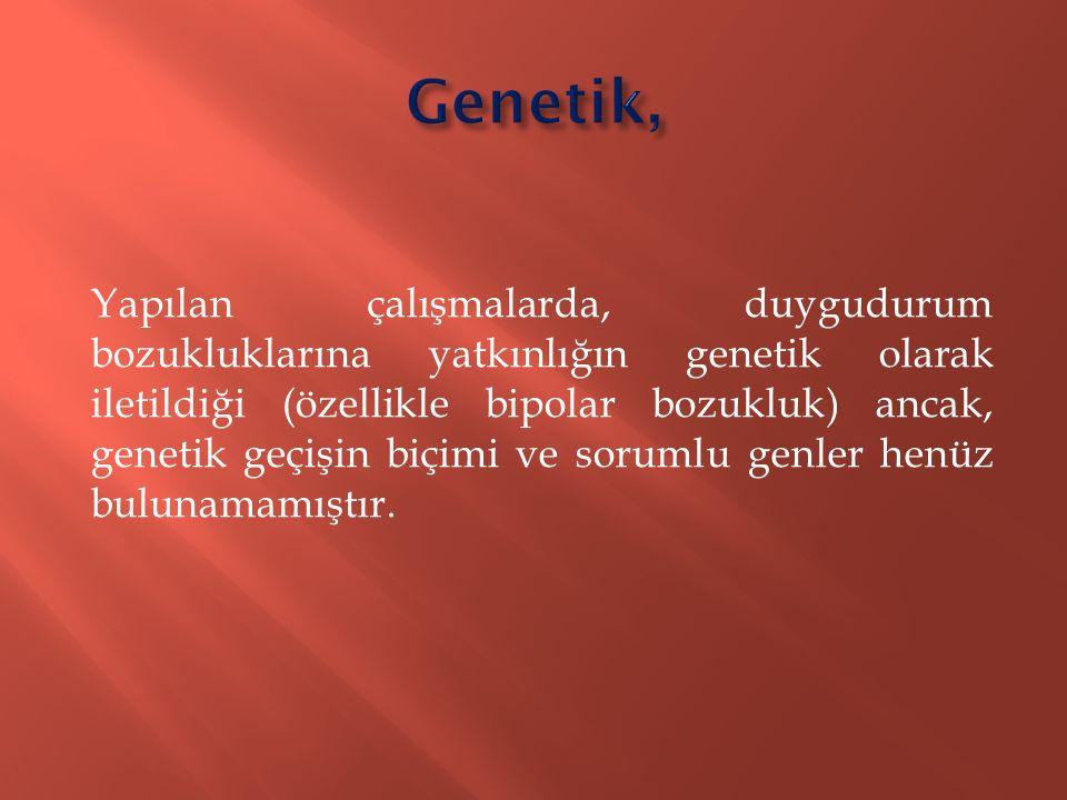 Genetik,