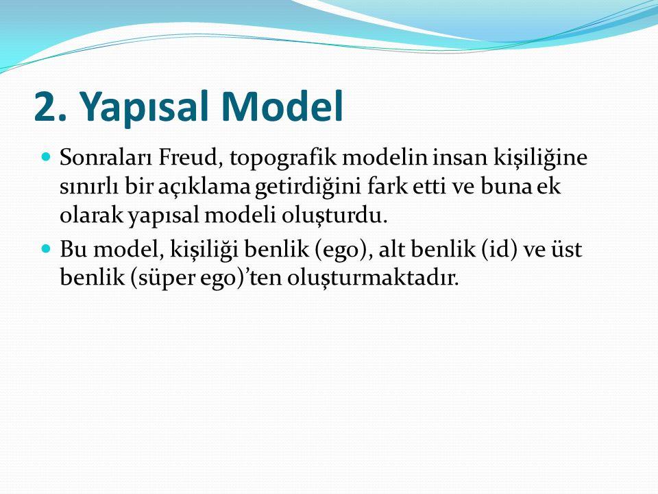 2. Yapısal Model