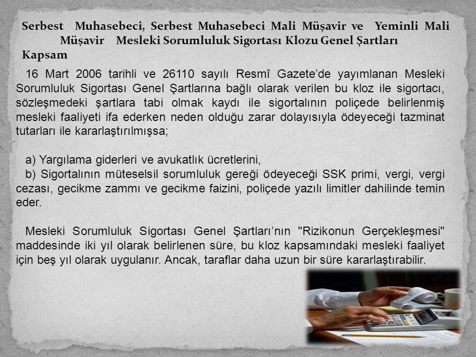 Serbest Muhasebeci, Serbest Muhasebeci Mali Müşavir ve Yeminli Mali