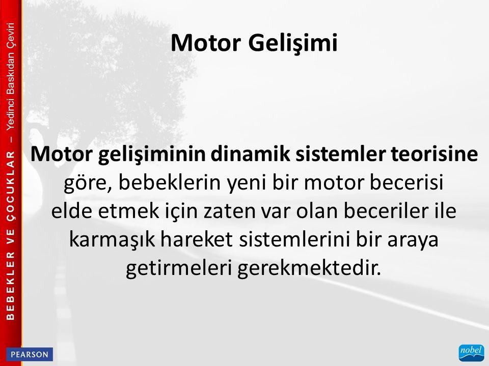 Motor gelişiminin dinamik sistemler teorisine
