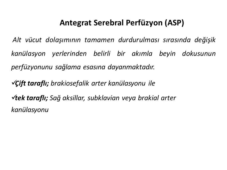 Antegrat Serebral Perfüzyon (ASP)
