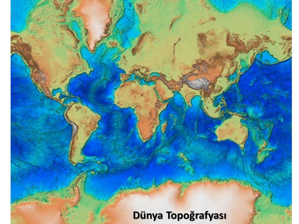 Dünya Topoğrafyası