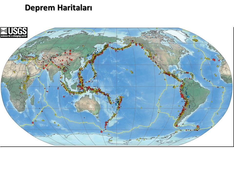 Deprem Haritaları