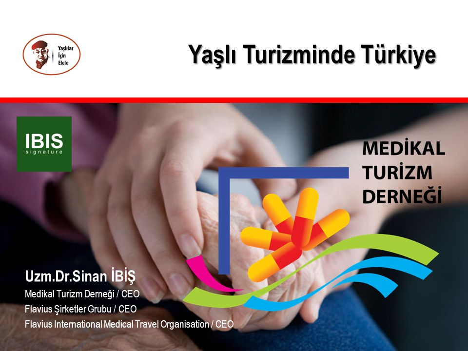 Yaşlı Turizminde Türkiye