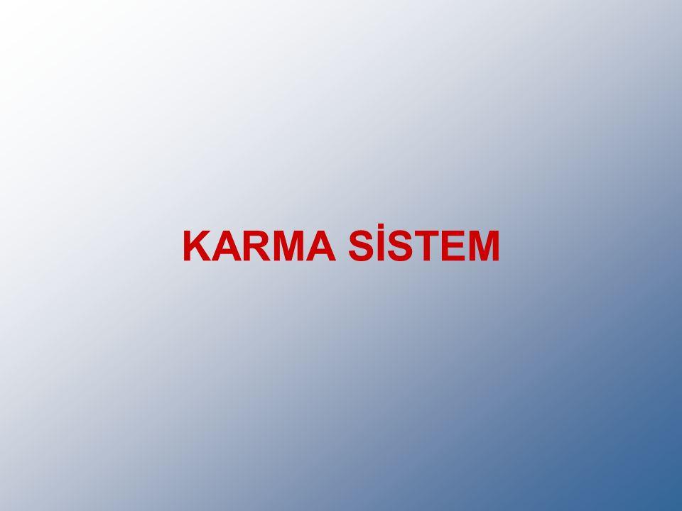 KARMA SİSTEM