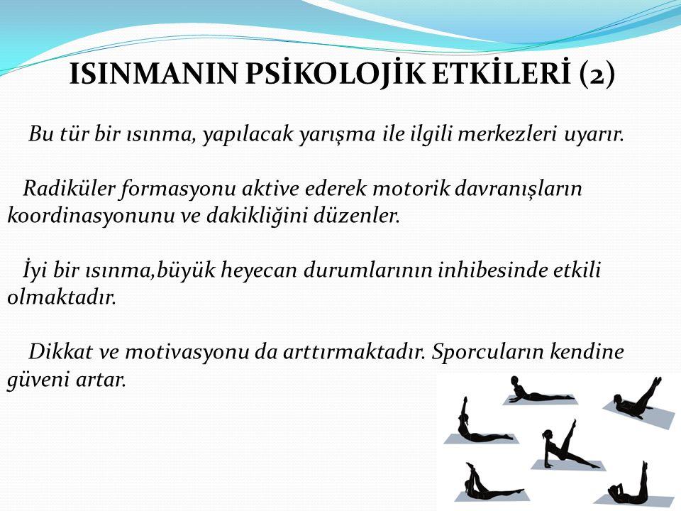 ISINMANIN PSİKOLOJİK ETKİLERİ (2)