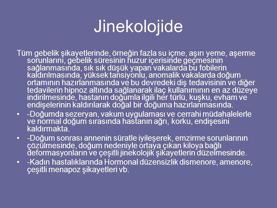 Jinekolojide