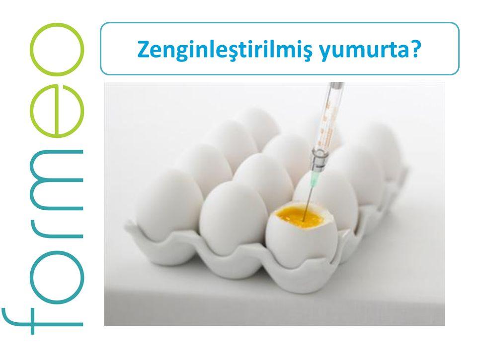 Zenginleştirilmiş yumurta