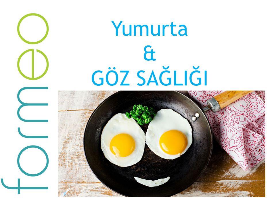 Yumurta & GÖZ SAĞLIĞI