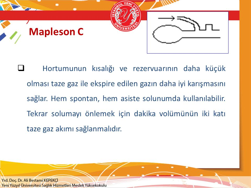 Mapleson C
