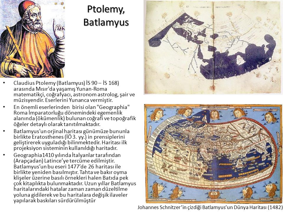 Ptolemy, Batlamyus