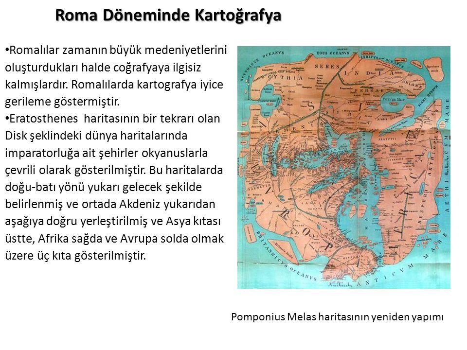 Roma Döneminde Kartoğrafya