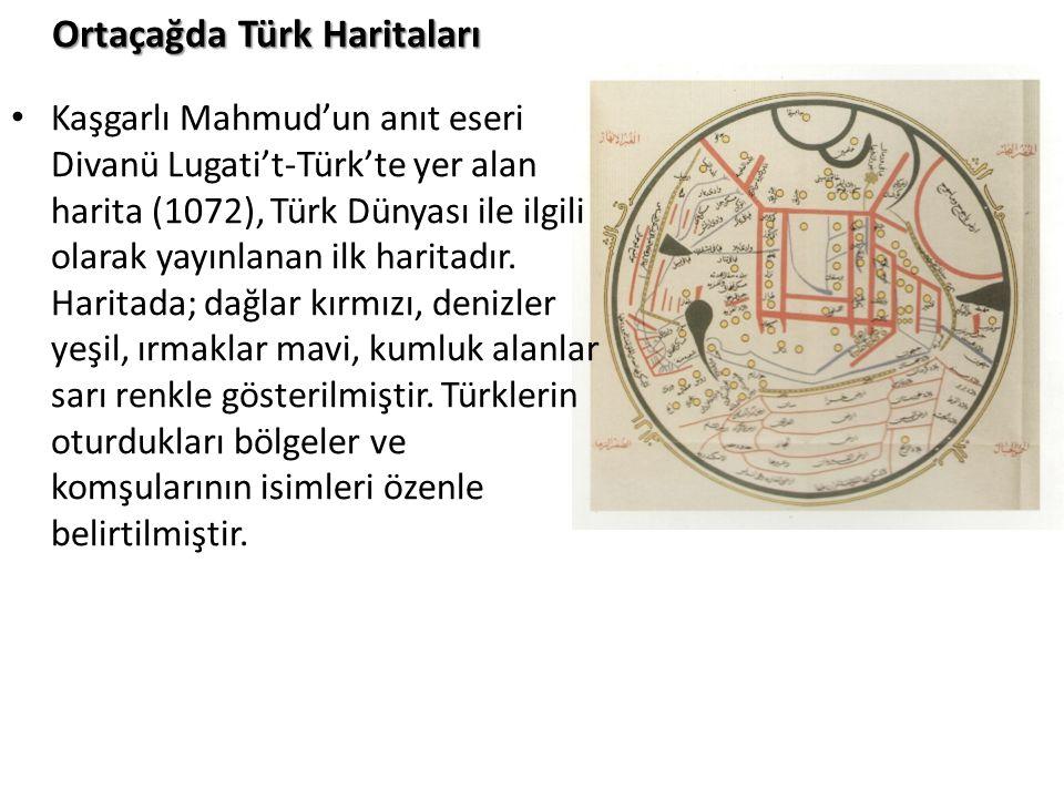 Ortaçağda Türk Haritaları