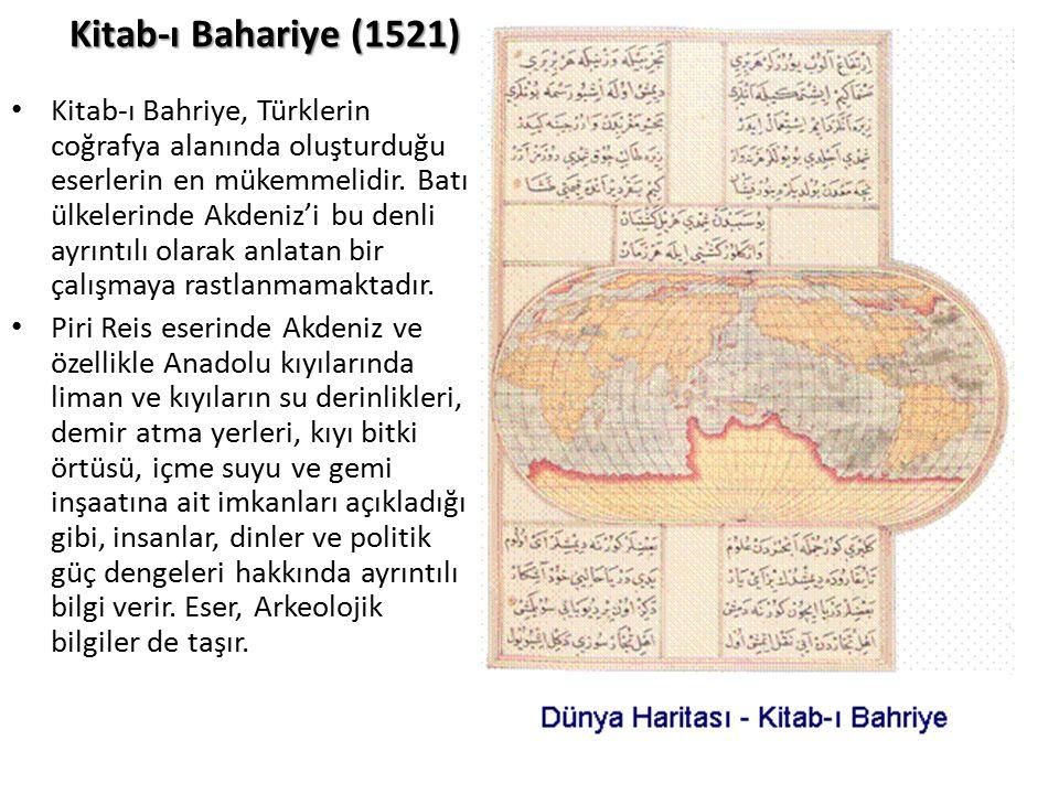 Kitab-ı Bahariye (1521)