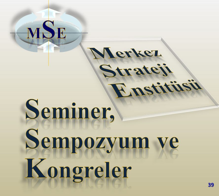 Seminer, Sempozyum ve Kongreler