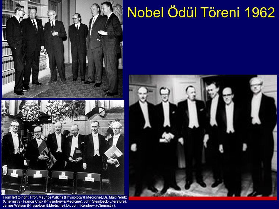 Nobel Ödül Töreni 1962 25.04.2017 BB203 Zeynel DALKILIÇ
