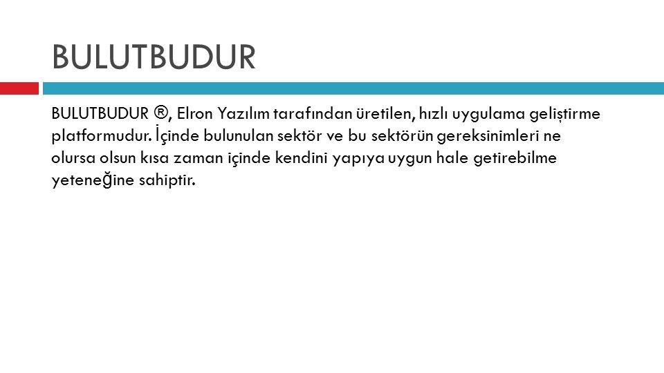 BULUTBUDUR