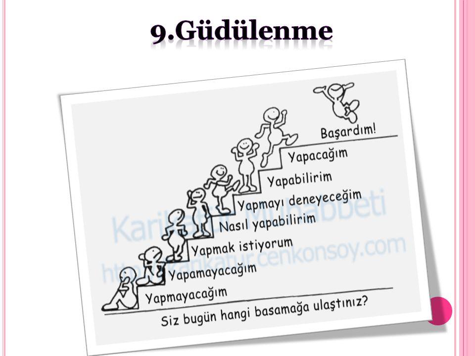 9.Güdülenme