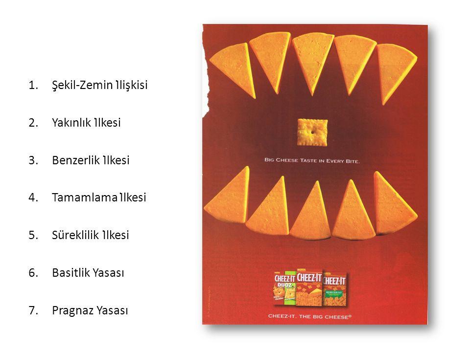 Ş̧ekil-Zemin İlişkisi