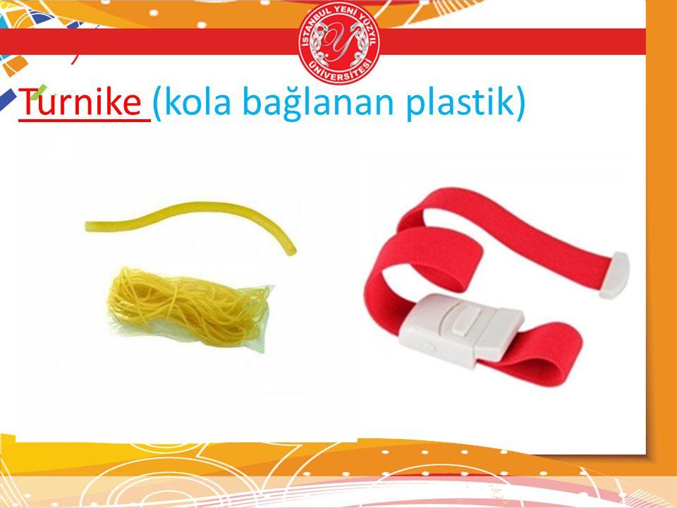 Turnike (kola bağlanan plastik)