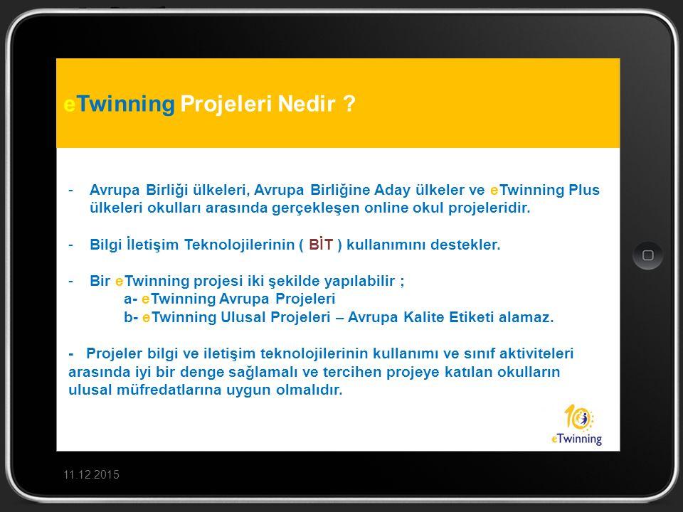 eTwinning Proje Planlama Aşamaları