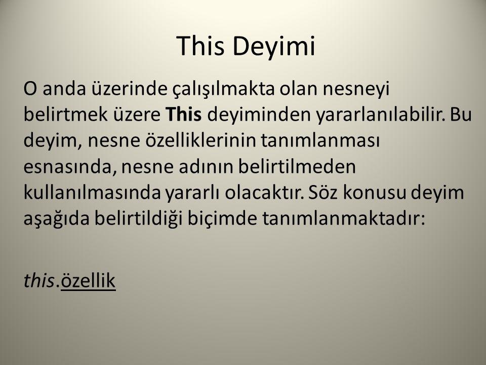 This Deyimi