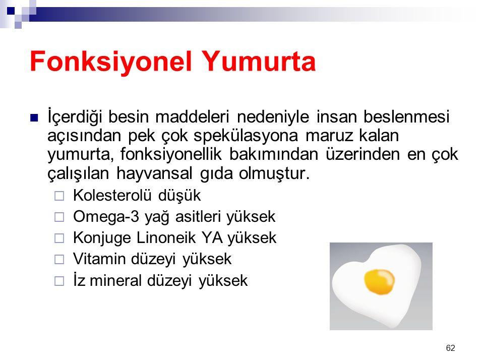 Fonksiyonel Yumurta