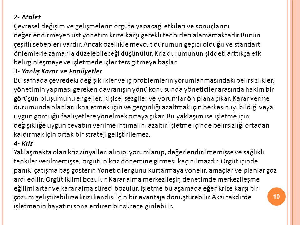 2- Atalet