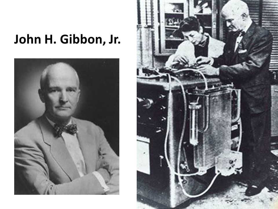 John H. Gibbon, Jr.