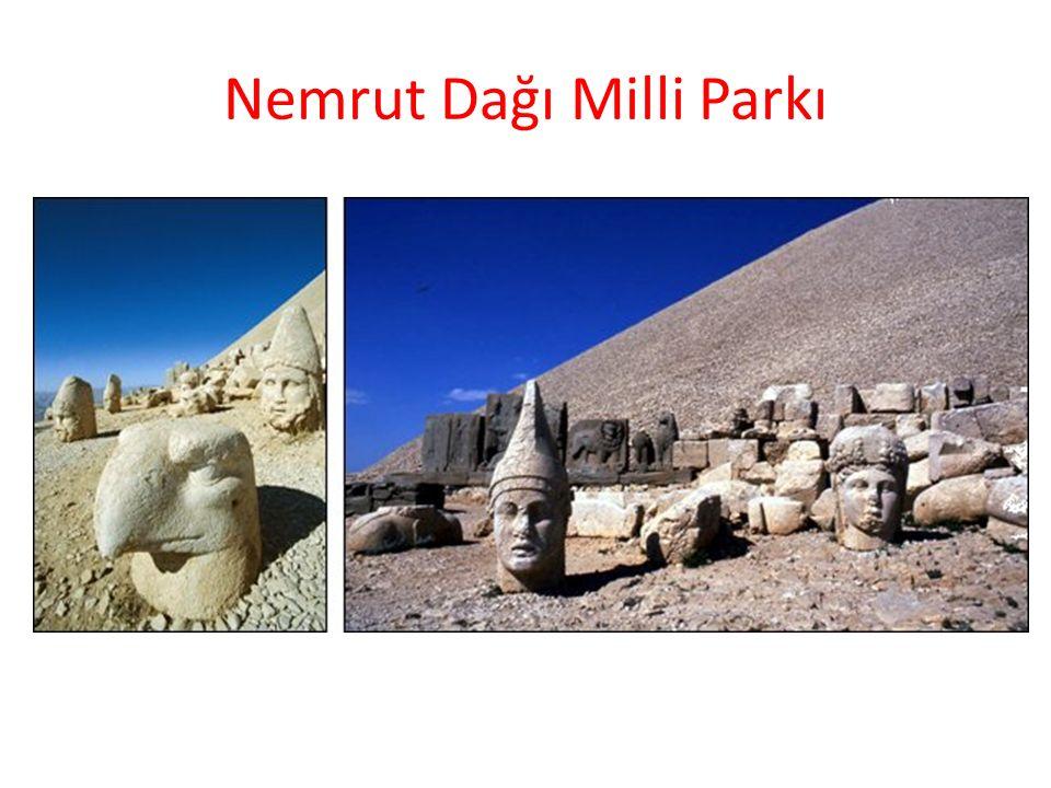 Nemrut Dağı Milli Parkı