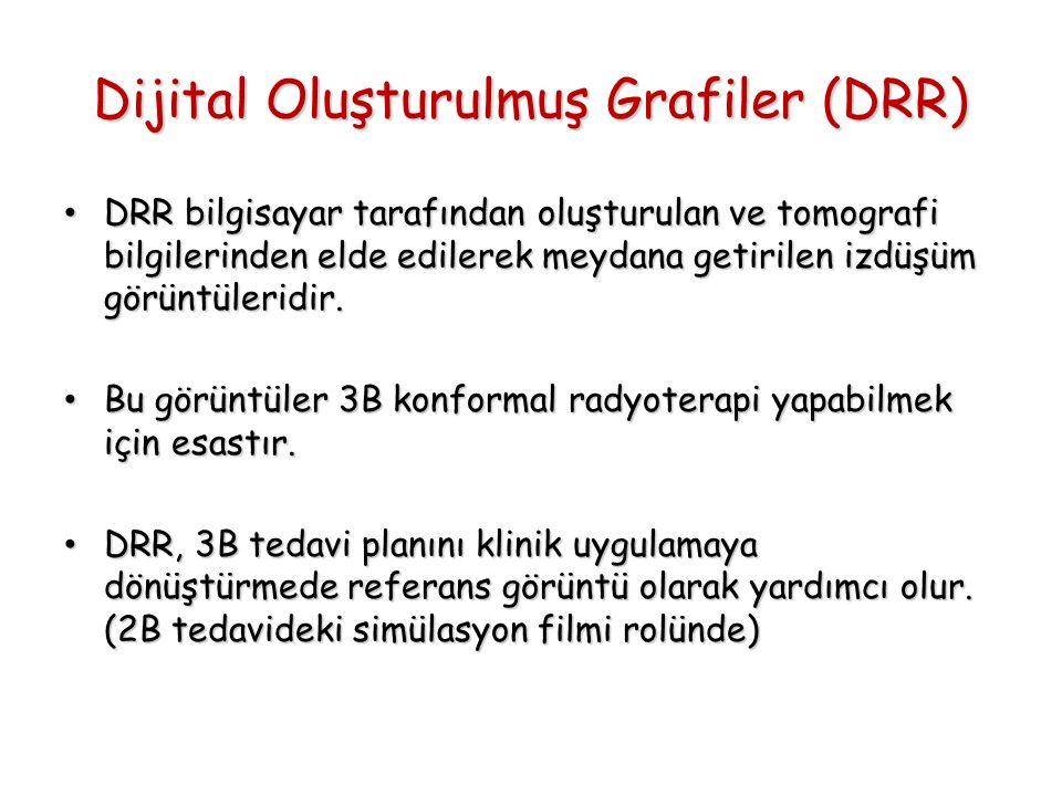 Dijital Oluşturulmuş Grafiler (DRR)