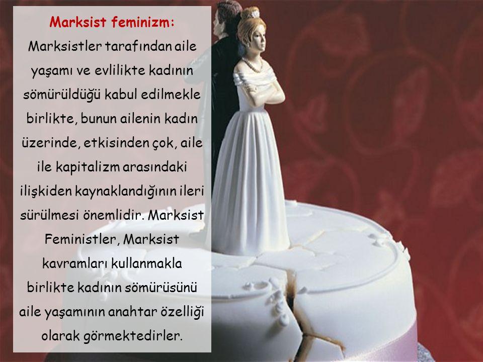 Marksist feminizm: