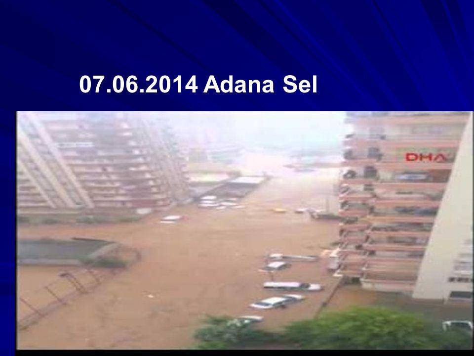 07.06.2014 Adana Sel