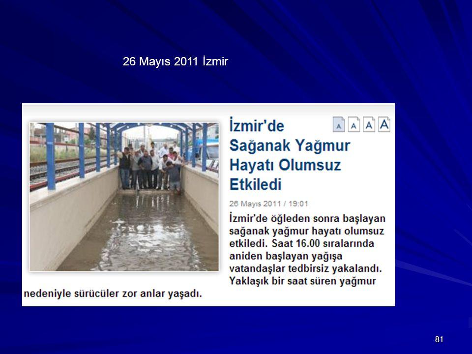26 Mayıs 2011 İzmir