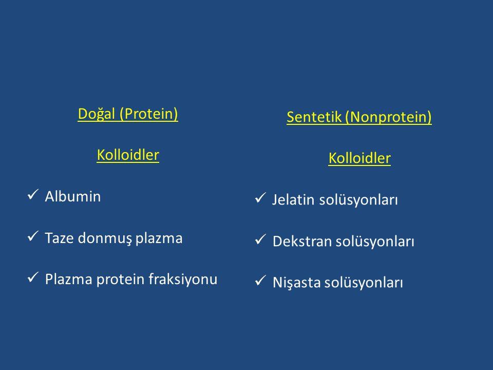 Sentetik (Nonprotein)