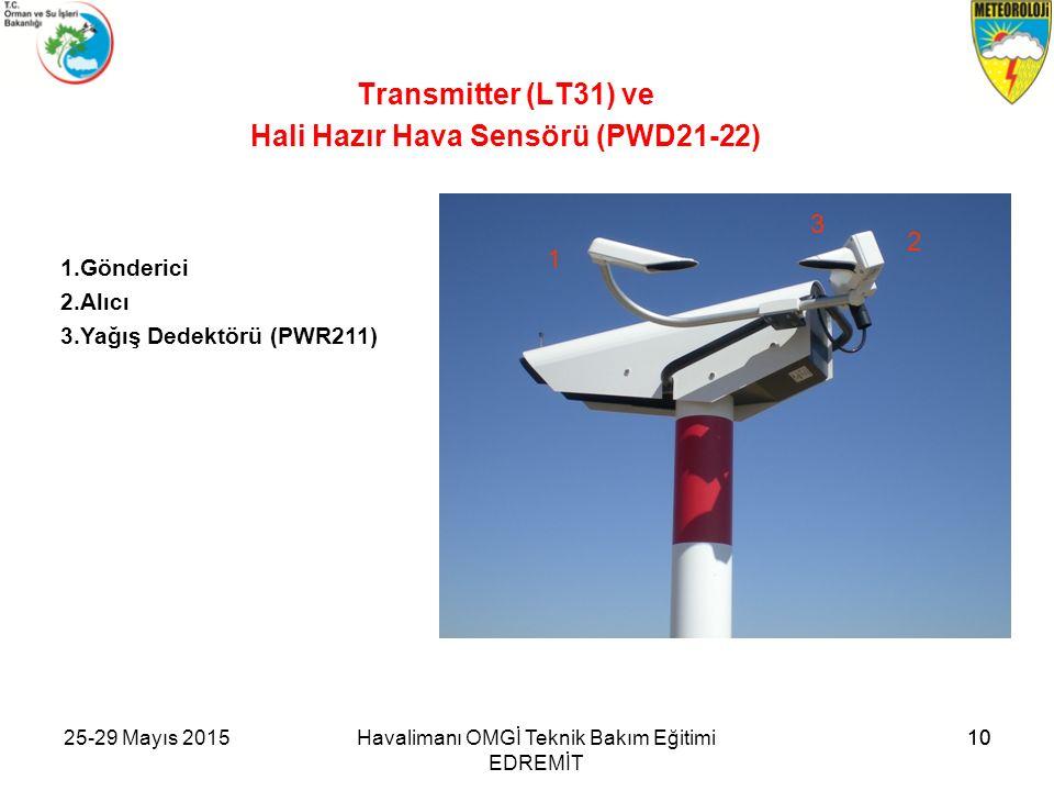Hali Hazır Hava Sensörü (PWD21-22)