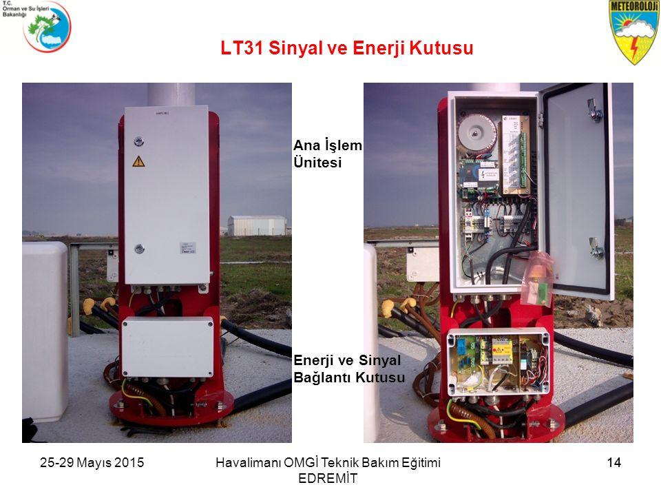 LT31 Sinyal ve Enerji Kutusu