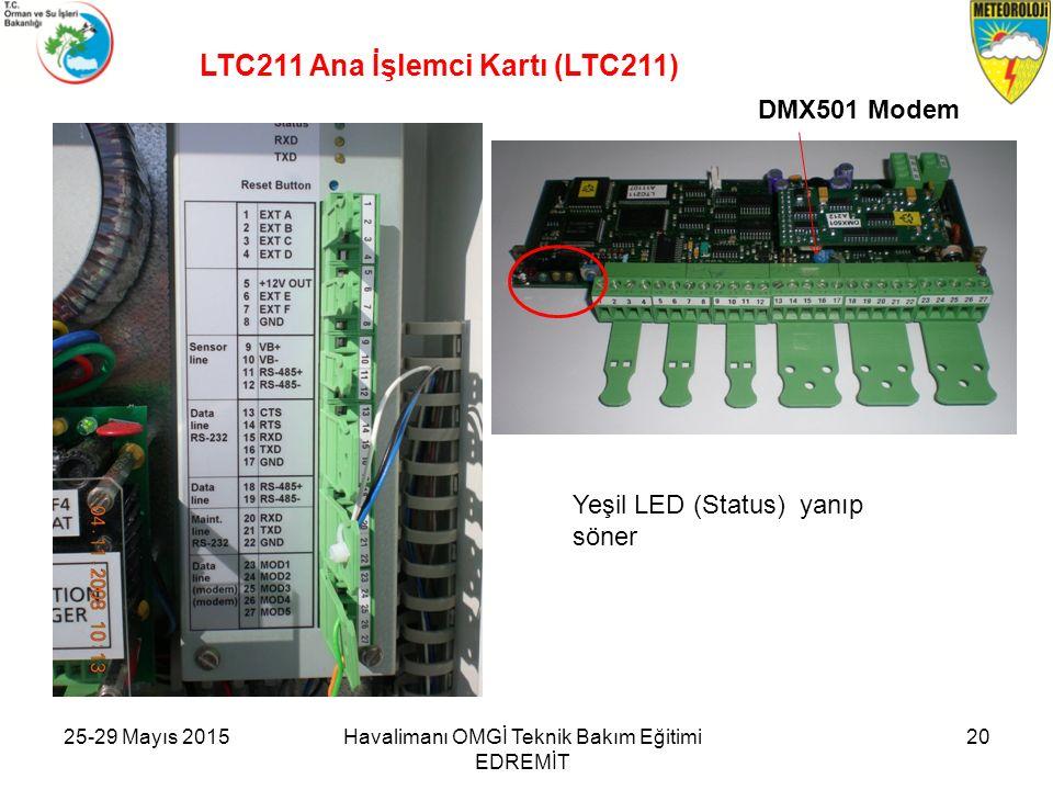 LTC211 Ana İşlemci Kartı (LTC211)