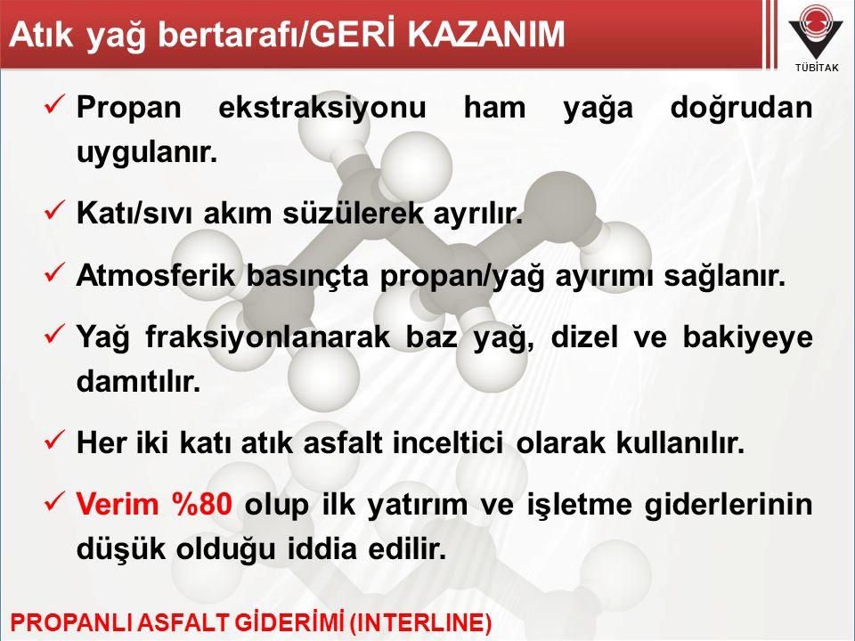 PROPANLI ASFALT GİDERİMİ (INTERLINE)