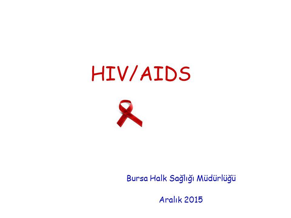 Bursa Halk Sağlığı Müdürlüğü Aralık 2015