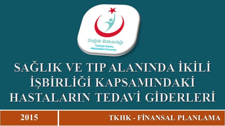 TKHK - FİNANSAL PLANLAMA