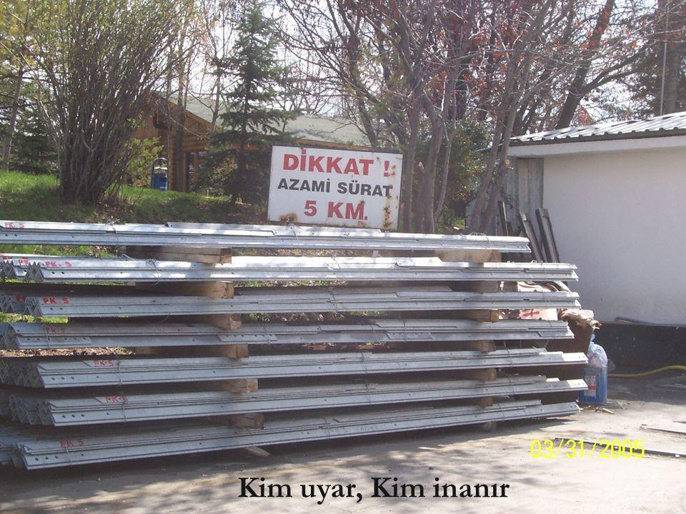 Kim uyar, Kim inanır Hikmet Nurhan PARLAK Elektrik Mühendisi 9926