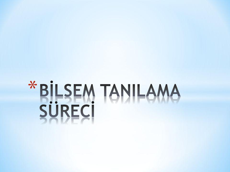 BİLSEM TANILAMA SÜRECİ