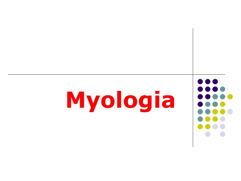 Myologia