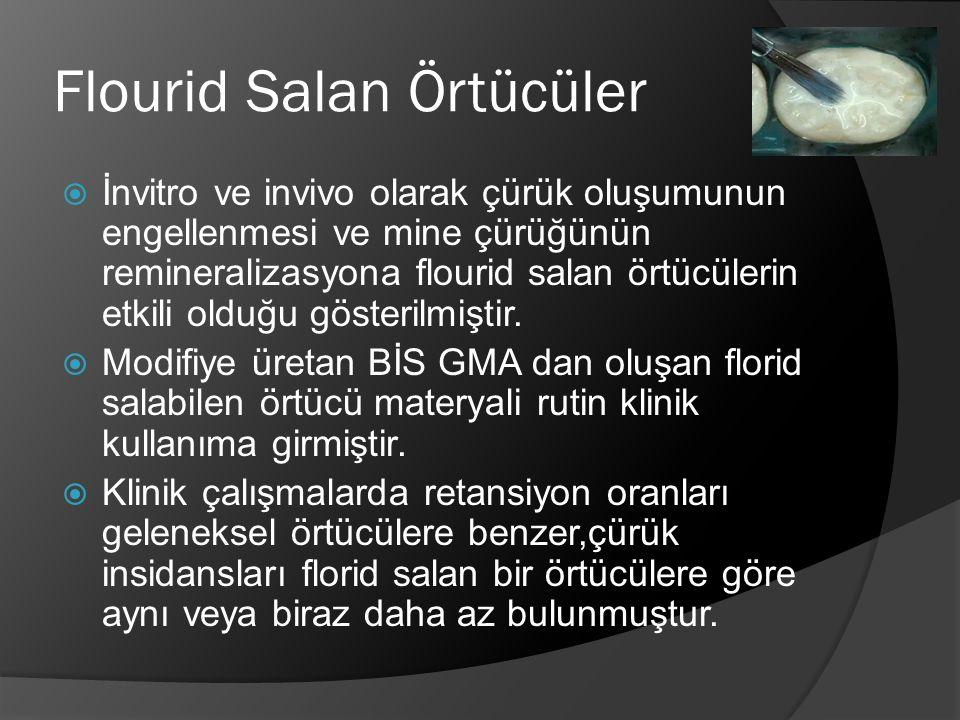 Flourid Salan Örtücüler