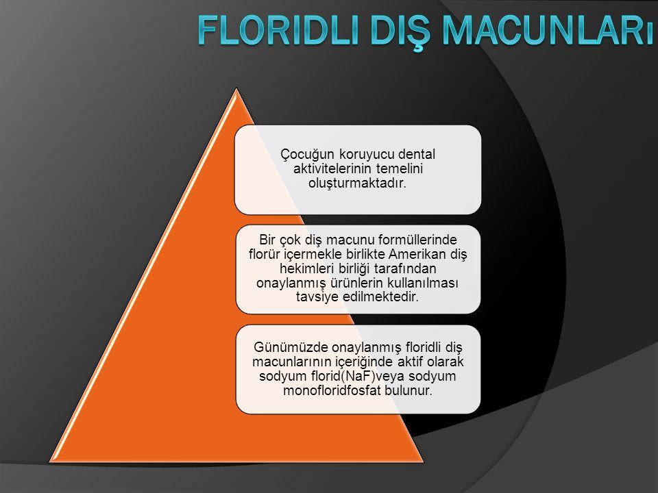 floridli diş macunları